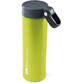 GSI Microlite 720 Twist Bottle, green